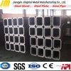 Tubo quadrato strutturale coniato a freddo per costruzione e macchinario