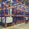 Voiture navette exploité Rack de stockage de palettes pour l'entrepôt industriel