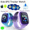 GPS van jonge geitjes het Waterdichte Slimme Horloge van de Drijver IP67 (D25)