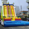 Grande Inflatable Slide con Pool Group (CYSL-570)