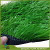 avec l'herbe artificielle de gazon de terrain de football de 12000 Dtex