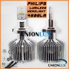 LED Car Truck Headlight Lamp 50W H7 LED Head Light Bulbs High Power H7 4000k