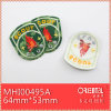 64*53mm Scout Club Military Embroidery Patch