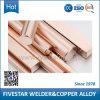Widerstand-Schweißens-Kupferlegierungen mit hoher Leitfähigkeit: Rod-Stab flechten Röhrenstreifen