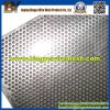 Perforated galvanizzato Metal Mesh per Pharmaceutical Industry