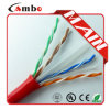 Alta calidad Solid Copper CMP/Cmr Cat5e UTP Cable Made en China