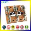 Interruptor de rotura de carga al aire libre del tiro HD11-1000/39 del interruptor doble tripolar del aislador 400V 50Hz