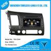 GPS A8 Chipset RDS Bt 3G/WiFi DSP Radio 20 Dics Momery (TID-C044)건축하 에서를 가진 Honda Civic 2007-2011년을%s 2 DIN Car DVD