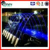 Fontaine d'eau portative laminaire colorée de jet d'eau de décoration