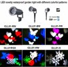 IP65 Waterproof LED Garten Light mit Colorful Patterns