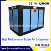 250 l'HP 180kw 7-13bar dirige il compressore d'aria a vite rotativo raffreddato aria guidato