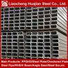 Tubo rectangular galvanizado chino para los materiales de construcción