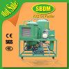 Purificación de petróleo automática del vacío de la eficacia alta de Kxzs