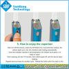 На рынке высокого класса Smiss Chrome Электронные сигареты 2600Мач Samsung аккумуляторная батарея CE RoHS Электронные сигареты Vaping Vapormax V для трав
