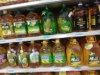 Het glanzende Etiket van de Olie van pvc krimpt het Etiket van de Koker