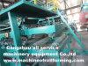 Rodillo de acero del panel de emparedado del color de múltiples funciones que forma la cadena de producción de máquina