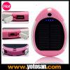 2014 Nova Waterproof Carregador Solar 3000mAh Rain-resistente e Dirt / Porta USB Carregador portátil à prova de choque