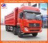 Dumper lourd de Dongfeng Dalishen 6X4 40ton inclinant le camion
