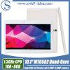 Duplo SIM 3G chamando a Mtk6582 Quad Core 10 Polegadas Tablet com uma lanterna (PMQ1035T)