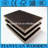1220*2440mm película enfrentados de madera contrachapada de color marrón/WBP contrachapado marino