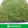 Крытая дерновина настила футбола и синтетическая трава для украшения