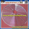 Низкоуглеродистые решетка/кожух вентилятора/нержавеющая сталь вентилятора