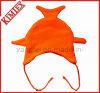 Chapéu feito malha acrílico do animal do lazer de Jacqaurd da forma
