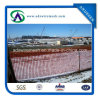 40*100mm/120G/M2 Building Warning Fence Safety Fence