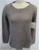 60% Baumwolle 40% Acrylic Ladys/Women Knitting Sweater für Spring
