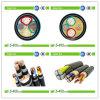 Câblage de Yjv 3*185+2*95 de câble d'alimentation de LSZH électrique