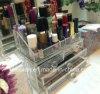 Étalage acrylique de l'étalage cosmétique économique créateur le plus populaire contre-