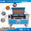 Cuir/tissu/machine de découpage acrylique de laser Glc-9060