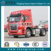 Cabeça do trator do caminhão do trator de Sinotruk 4*2 Hohan para a venda