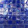 方法42X42X8mm青いプールは浴室のモザイク中国の工場をタイルを張る