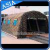 Tenda militare gonfiabile del prato inglese della radura calda di vendita/tenda medica riparo Emergency gonfiabile per l'evento
