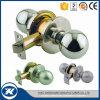 MessinginnenEdelstahl-zylinderförmiger Tür-Drehknopf-Verschluss