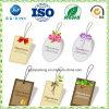 Wholesales pendurar Personalizado Tags para Vestuário Vestuário (jpht079)