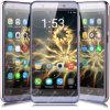 Telemóvel Xbo fábrica OEM Smart Phone 3G WCDMA cellular Movil
