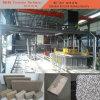 Hohe Leistungsfähigkeits-konkrete Schaumgummi-Block-Ziegeleimaschine