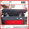 Hotsaleの革ファブリック/織物/衣服の非金属物質的な大型レーザーの打抜き機の価格