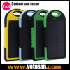 Energie étanche Portable chargeur externe de batterie solaire Power Bank pour Téléphone Mobile