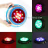 12W 24V 12PCS Waterproof RGB СИД Underwater Light Swimming Pool Lamp
