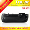 Nikon D7100 DSLR를 위한 사진기 APP Battery Grip Sg 2n