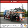 De Tankwagen van de Olie van het roestvrij staal (HZZ5166GHY) verkoopt goed helemaal over de Wereld