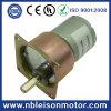 Los motores eléctricos de 12V con caja de 37mm