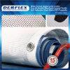 Hochleistungs-Polyester-Ineinander greifen-Gewebe-starkes Ineinander greifen-Gewebe