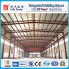 Baja estructura pintada China del marco de acero del costo