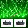 150mw de groene Laser van de Animatie van de Kleur toont het Licht van de Laser van de Straal van de Disco