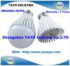 Yaye Venta caliente SMD5730 Bombilla E27 9W LED / bombilla Alumunim material E27 9W LED