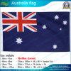 bandierina dell'Australia del tessuto del poliestere filata 1800X900mm